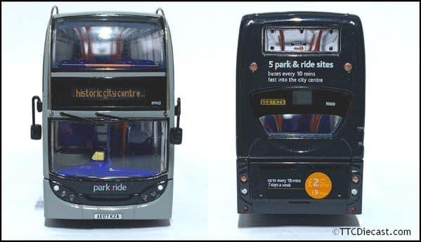 NORTHCORD UKBUS6015 ADL Enviro 400 - Stagecoach Cambridgeshire * PRE OWNED *